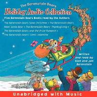 The Berenstain Bears CD Holiday Audio Collection by Stan Berenstain image