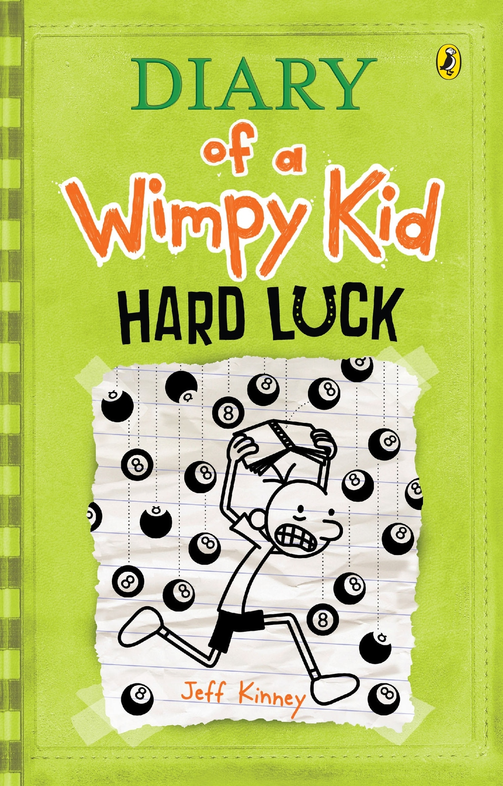 Diary of a Wimpy Kid: Hard Luck (Book 8) by Jeff Kinney image