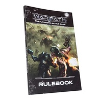 Warpath Rulebook image