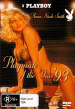 Playboy - Anna Nicole Smith: Playmate Of The Year '93 on DVD