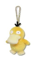 Pokemon: Plush Mascot Charm (Psyduck)
