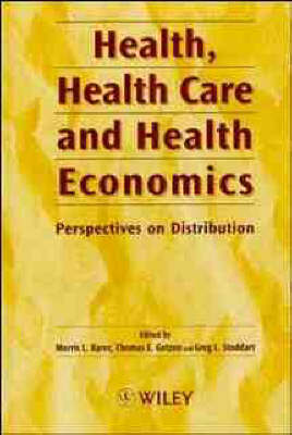 Health, Health Care and Health Economics image