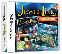 Jewel Link Double Pack - Atlantic Quest and Galactic Quest for Nintendo 3DS