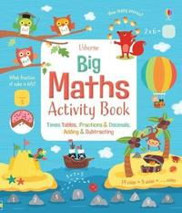 Big Maths Activity Book by Rosie Hore