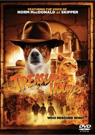Treasure Hounds on DVD