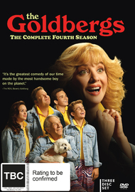 The Goldbergs: Season 4 on DVD