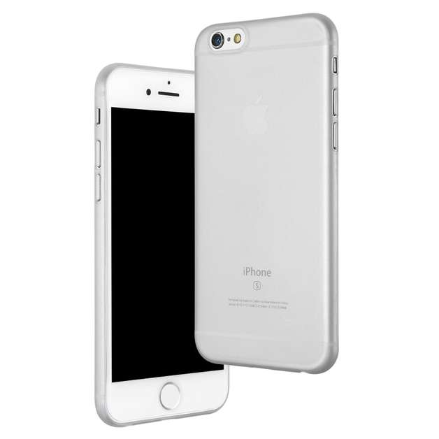 Kase Go Original iPhone 6/6s Plus Slim Case - White Knight