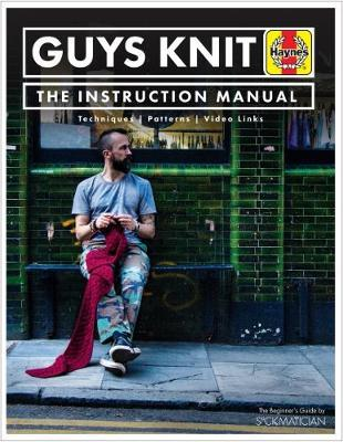 GUYS KNIT by Nathan Taylor image