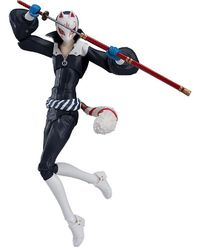 Persona 5: Figma Fox - Action Figure
