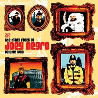The Many Faces Of Joey Negro Vol 2 (2CD) by Various image