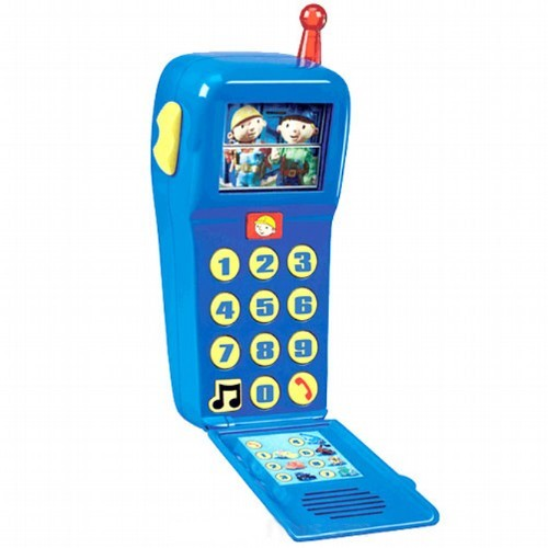 Bob the Builder: Bob's Talk & Play Electronic Camera Cell Phone image