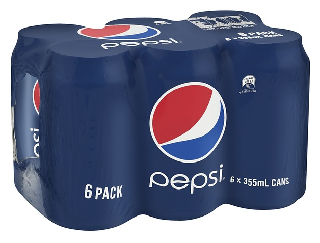 Pepsi Cans 355ml (24 Pack)