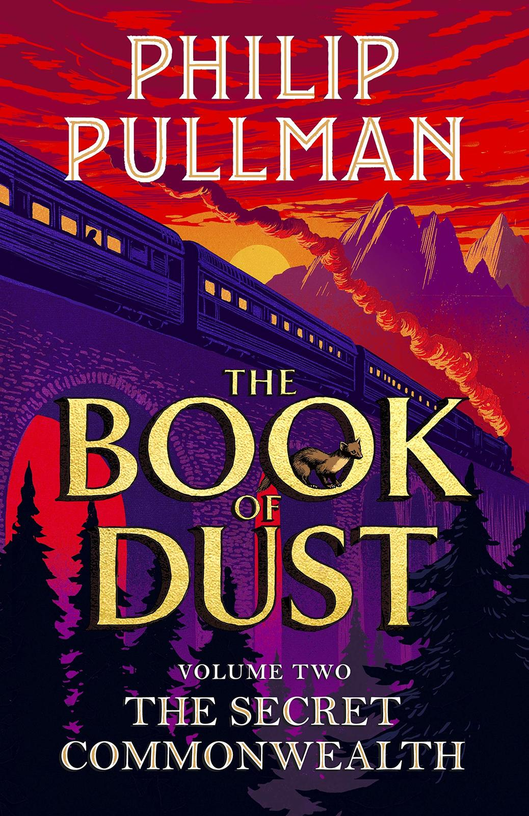The Secret Commonwealth: The Book of Dust Volume Two by Philip Pullman image