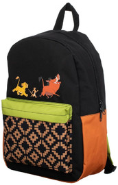 The Lion King: Sublimated Panel Backpack
