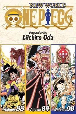 One Piece (Omnibus Edition), Vol. 30 by Eiichiro Oda