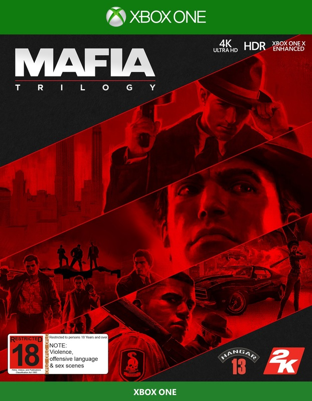 Mafia Trilogy for Xbox One