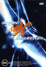 Action To The Max Collection (3 Disc Set) on DVD