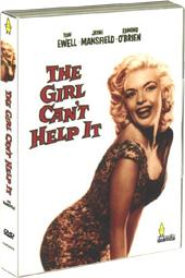 The Girl Can't Help It on DVD