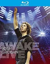 Josh Groban: Awake Live on Blu-ray