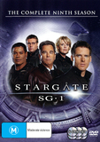 Stargate SG-1 - Season 9 (6 Disc Set) (New Packaging) on DVD