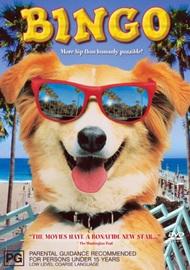 Bingo on DVD image