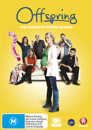 Offspring - The Complete Fourth Season on DVD