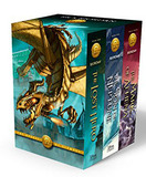 The Heroes of Olympus Box Set (Books 1-3, Paperback) by Rick Riordan