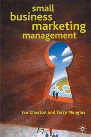 Small Business Marketing Management by Ian Chaston image