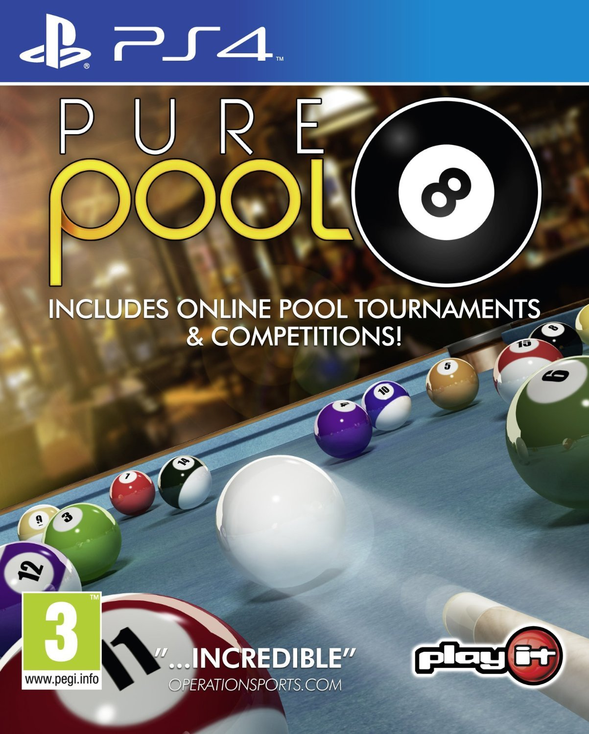 Pure Pool for PS4 image