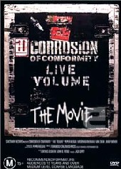 Corrosion Of Conform - Live Volume on DVD