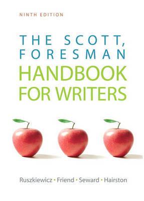 The Scott, Foresman Handbook for Writers by John J Ruszkiewicz image