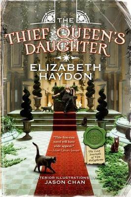 The Thief Queen's Daughter by Elizabeth Haydon image