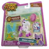 Animal Jam: Magic Horse Figure With Light-up Ring
