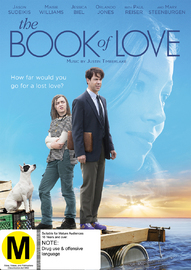 The Book of Love on DVD