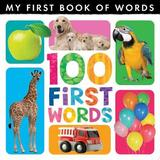 My First Book of Words: 100 First Words by Little Tiger Press