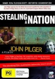 Stealing A Nation - John Pilger on DVD