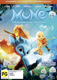 Mune: Guardians Of The Moon on DVD image