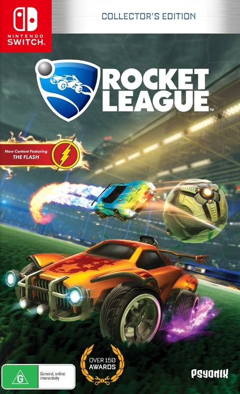 Rocket League Collector's Edition for Switch