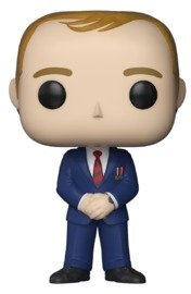 Royals - Prince William Pop! Vinyl Figure