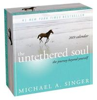 The Untethered Soul 2019 Day-To-Day Calendar by Michael A. Singer