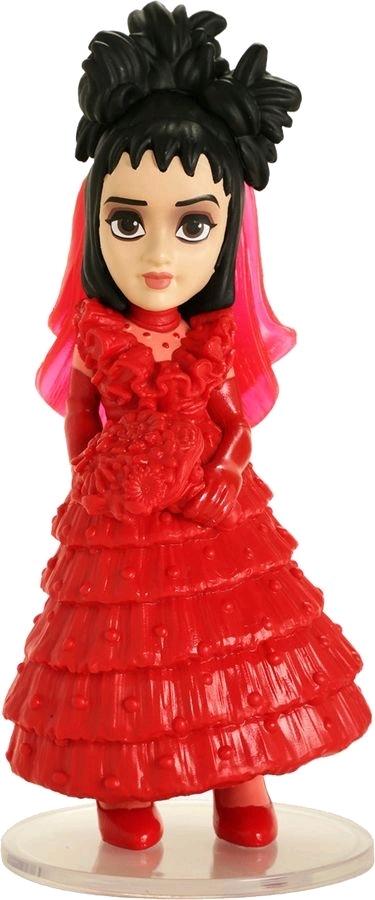 Beetlejuice - Lydia Deetz (Red Wedding Dress) Rock Candy Vinyl Figure image