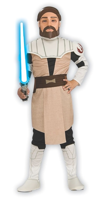 Star Wars: Obi Wan Kenobi - Children's Costume (Medium)