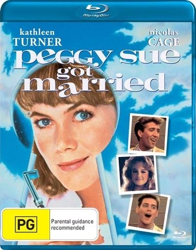 Peggy Sue Got Married on Blu-ray image
