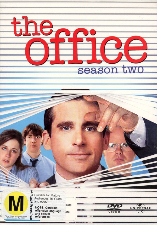 The Office (US) Season 2 on DVD image