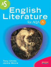 AS English Literature for AQA A by Jackie Moore image