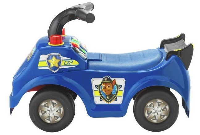 Kiddieland: Police Racer Activity Ride-On - Paw Patrol image