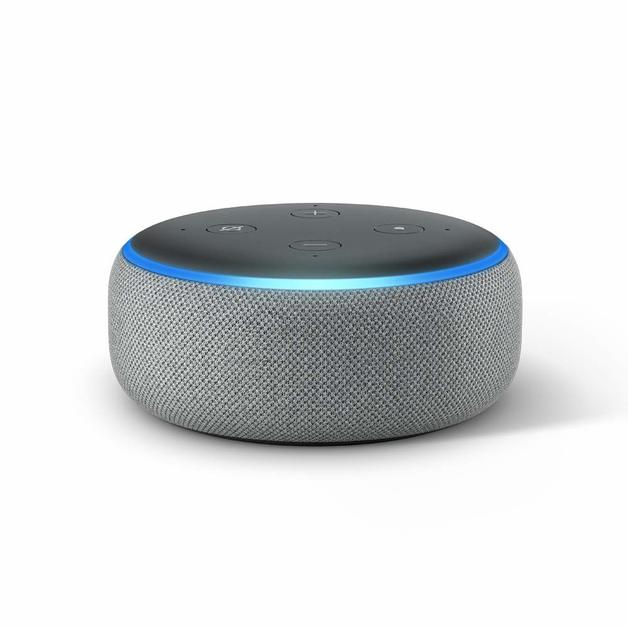 Amazon: Echo Dot 3rd Generation/Speaker - Grey