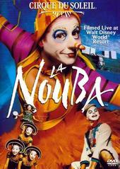 Cirque Du Soleil - La Nouba on DVD