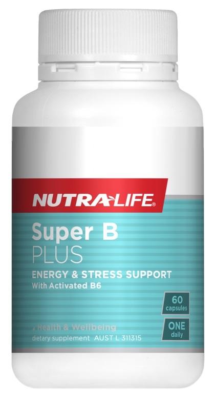Nutra Life: Super B Formula (60 Caps)