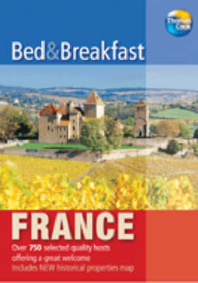 Bed and Breakfast: France image